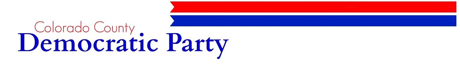 Colorado County Democratic Party